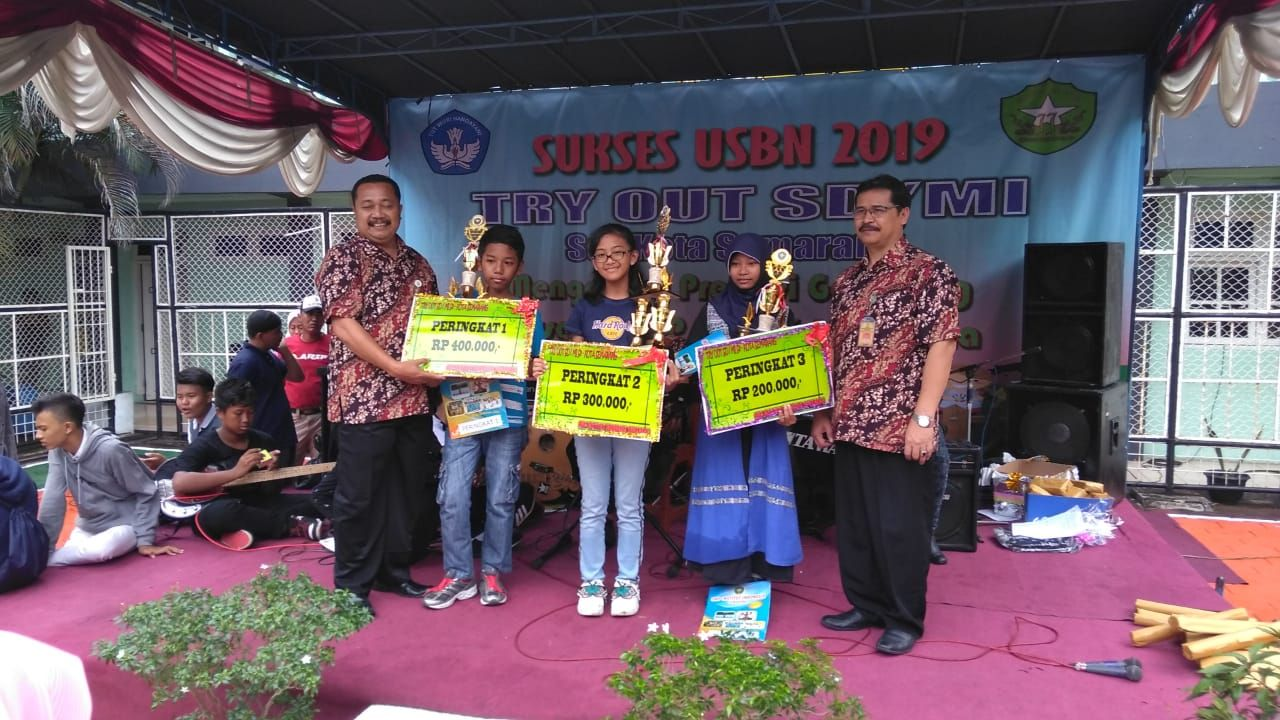 Pemenang Try Out SD 2019