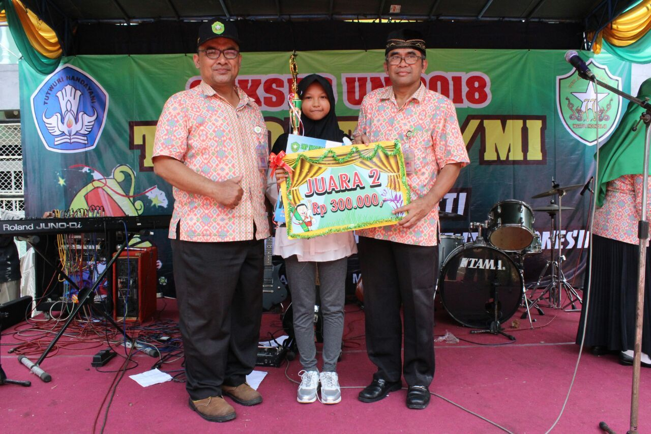 Juara 2 TryOut SD